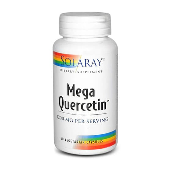 Mega Quercetina favorece el correcto funcionamiento del sistema inmunitario.