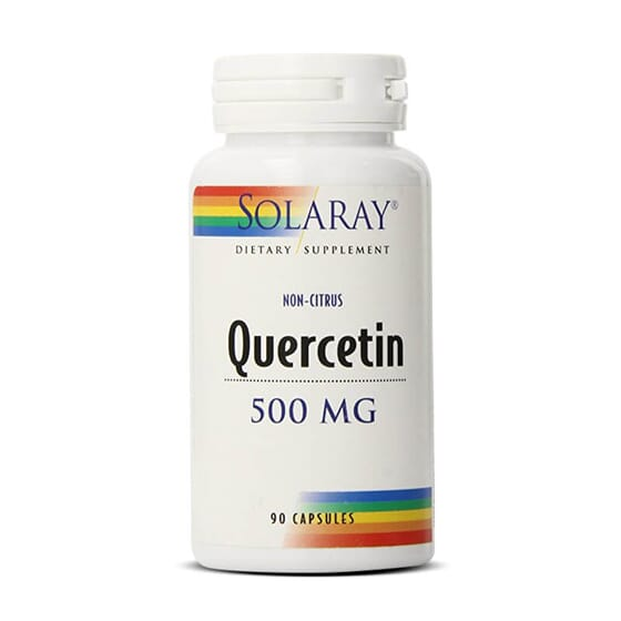 Renforcez votre système immunitaire avec Quercétine 500 mg de Solaray