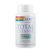 TOTAL CLEANSE LIVER 60 VCaps de Solaray.