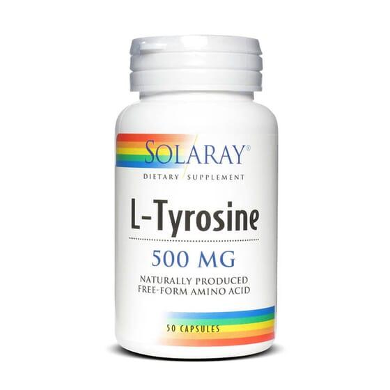 L-Tyrosine 500mg régule votre humeur, favorisant ainsi motivation et productivité.