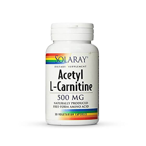 Acétyl L-Carnitine 500mg possède un effet protecteur et régénérant sur les neurones.