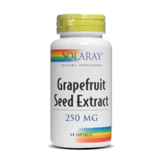Offrez des antioxydants à votre organisme avec Extrait de Graines de Pamplemousse 250 mg de Sola