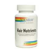HAIR NUTRIENTS 60 VCaps de Solaray