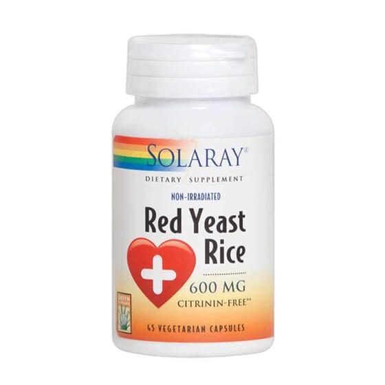 La levure de riz rouge équilibre vos taux de cholestérol.