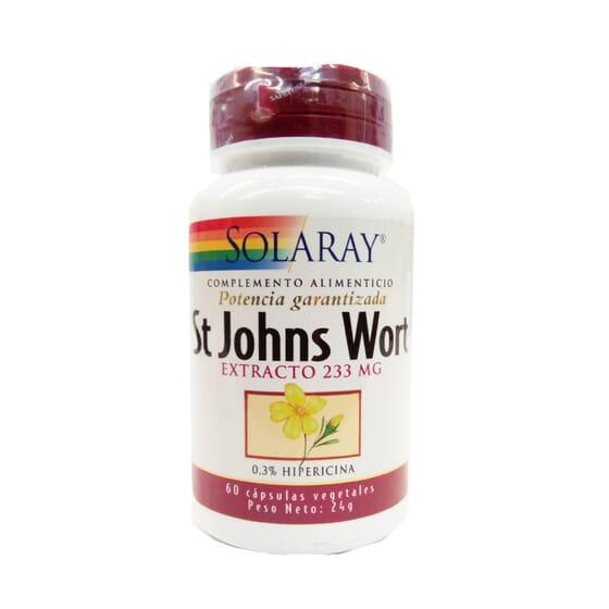 ST. JOHNS WORT 233 mg 60 VCaps Solaray