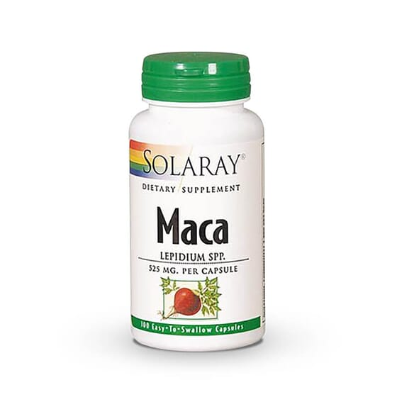 Maca 525 mg : énergisant et revigorant !
