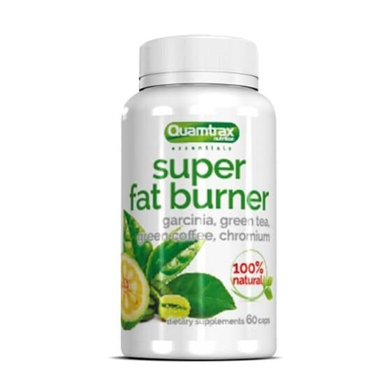 Super Fat Burner, um queimador de gordura totalmente natural.