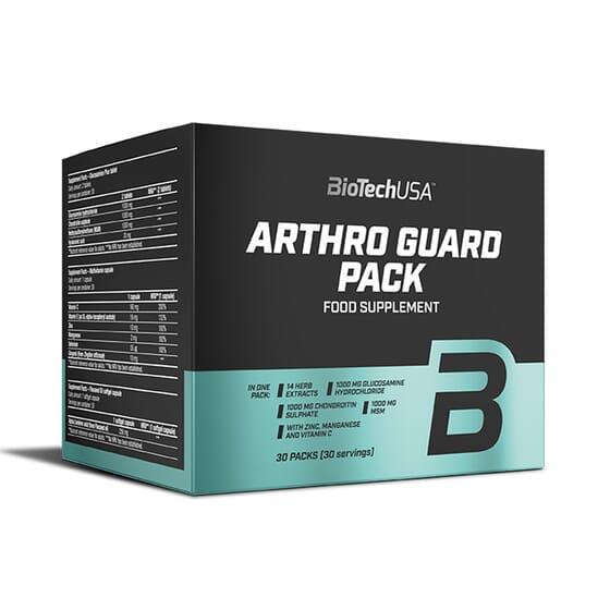 Arthro Guard Pack a été élaboré pour garder des os et des articulations en bonne santé.