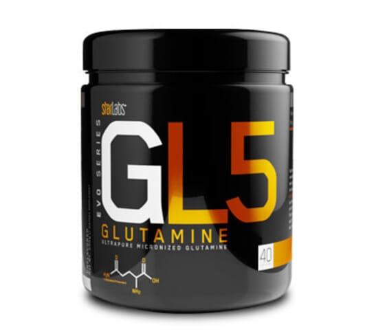 GL5 Glutamine aumenta a tua recuperação.