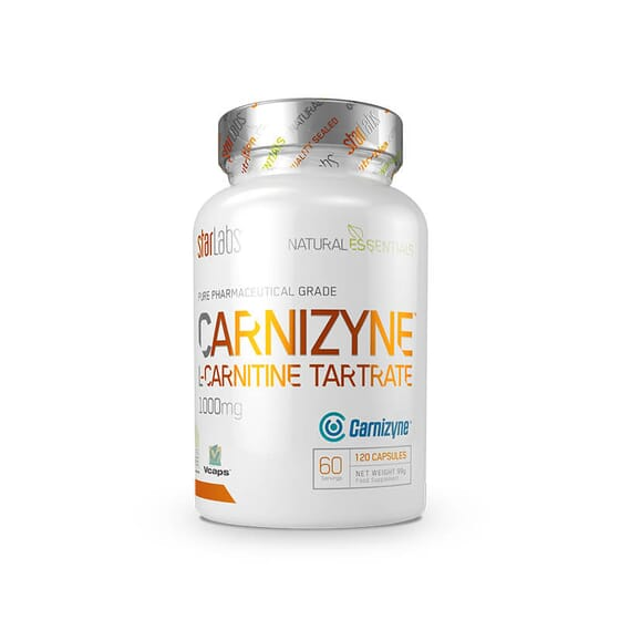 Carnizyne L-Carnitina de grau farmacêutico.
