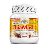 Protein ChiaMash é perfeito para pequenos-almoços saudáveis.