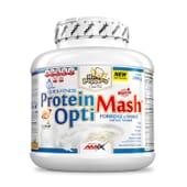 PROTEIN OPTIMASH 2kg - AMIX - ¡Listo en 3 minutos!