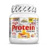 Elabora umas ligeiras e saudáveis panquecas com High Protein Pancakes.