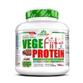 VEGEFIIT PROTEIN - AMIX NUTRITION - Proteína de soja y arroz