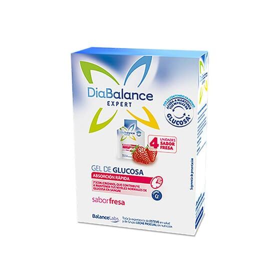 Diabalance Expert Glucose Absorption Rapide maintient la glycémie.