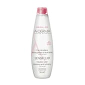 A-Derma Sensifluid Agua Micelar Desmaquilhante 500 ml da A-Derma