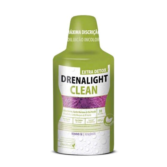 Drenalight Clean de Dietmed favorise l'élimination de liquides.