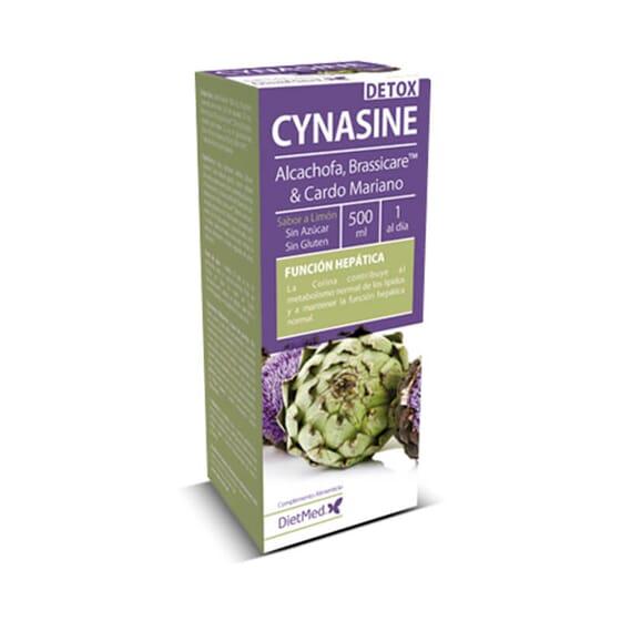 Cynasine tiene propiedades detox.