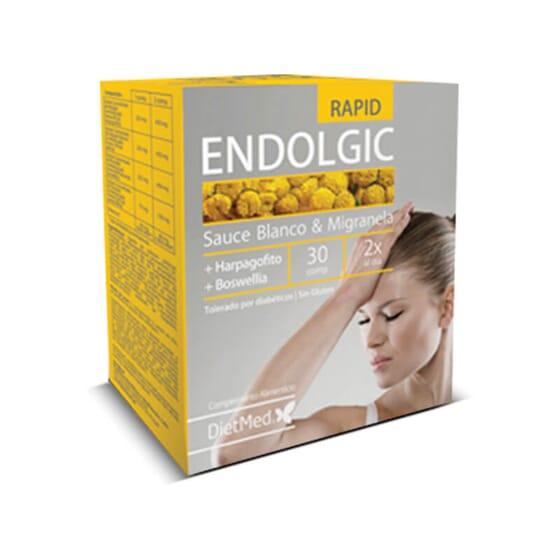 Endolgic soulage efficacement les maux de tête.