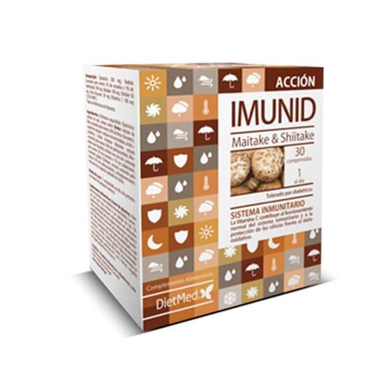 Protege tus defensas con Imunid de Dietmed.