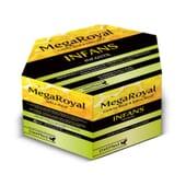 O Megaroyal Infans reforça o sistema imunológico dos mais pequenos.