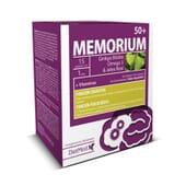Mejora la capacidad cognitiva con Memorium 50+.