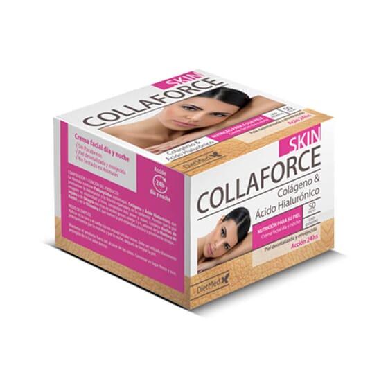 Activa la juventud de tu piel con Collaforce Skin de Dietmed.