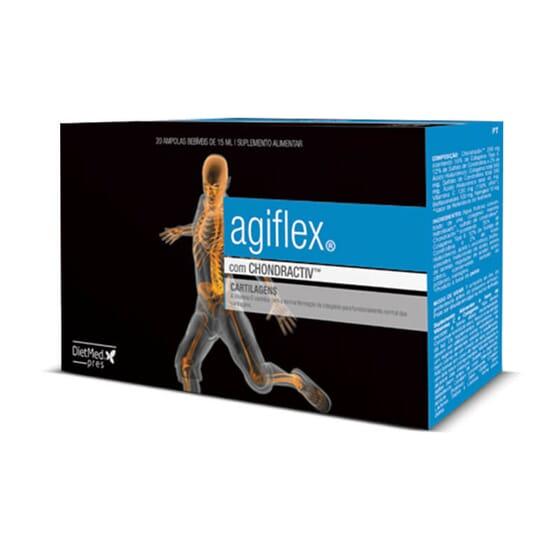 Agiflex ayuda a lubricar las articulaciones.