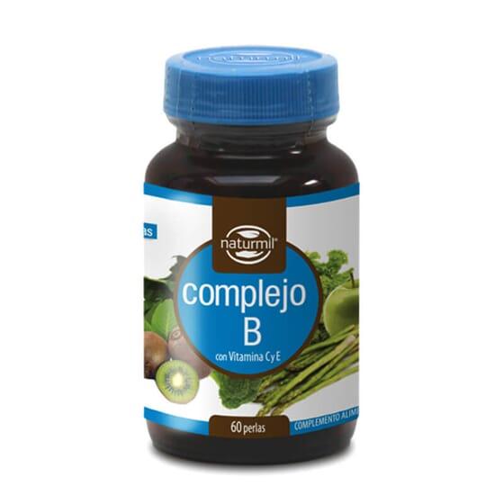 Prenez soin de votre santé avec Complexe B.