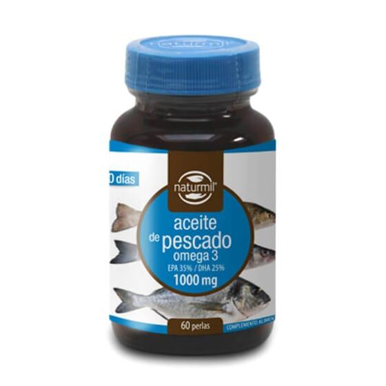 Melhora a tua saúde cardiovascular com o Óleo de Peixe Omega 3 1000mg.