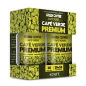 O Café Verde Premium aumenta a oxidação das gorduras.