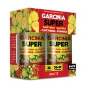 Pierde peso con Garcinia Super + Café Verde + Azafrán.