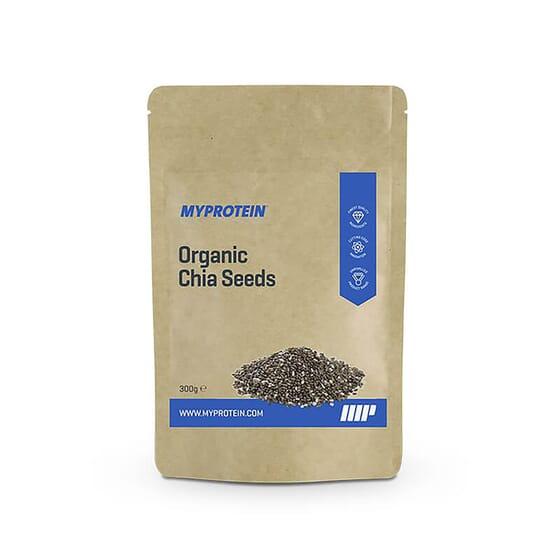 Les Graines de Chia Bio de Myprotein sont idéales pour vos boissons !