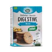 Começa o dia com energia com Bolachas Digestive Muesli.