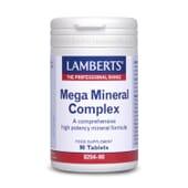 Mega Mineral Complex é uma fórmula mineral de alta potência.