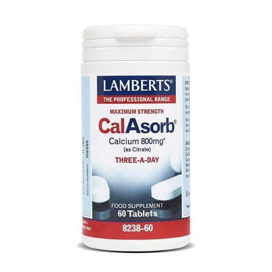 CalAsorb mantiene tus huesos fuertes.