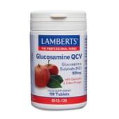 Glucosamine QCV de Lamberts vous offre le meilleur soin pour vos articulations.