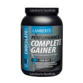 Performance Complete Gainer favorece o aumento de peso e a recuperação muscular.