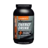 Bebida Energética da Lamberts aumenta a resistência e a energia durante o exercício.
