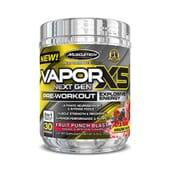 VaporX5 Next Gen aumenta a energia e o rendimento do atleta.