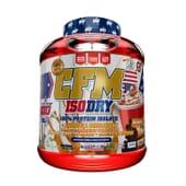 CFM Iso Dry Protein é um isolado de soro especial para época de definição.