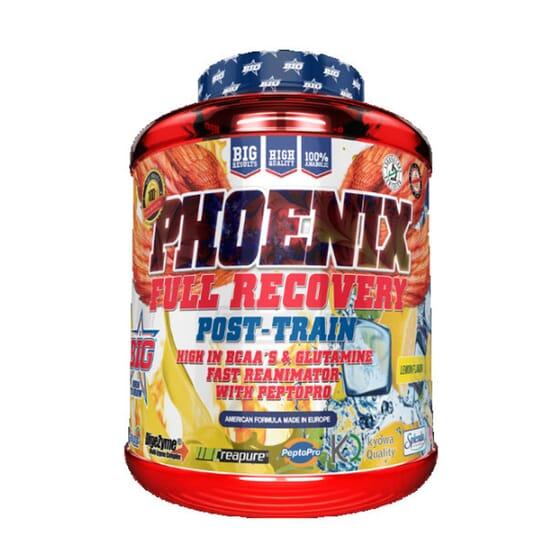 Recupérate rápidamente después de tus entrenamientos con Phoenix de Big.