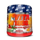 Vita C 1000 mg exerce une action antioxydante grâce à la vitamine C, au cynorhodon et aux biofla