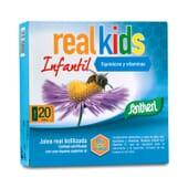 El complemento RealKids Infantil de Santiveri está indicado para niños.