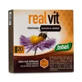 Realvit Vitaminada da Santiveri irá aumentar a tua vitalidade e energia.