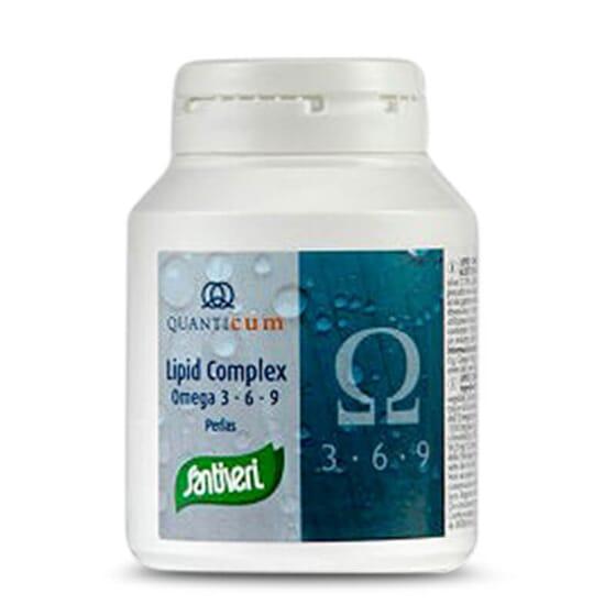 Complejo Lipídico Omega 3-6-9 elaborado con aceite de pescados, onagra y oliva.