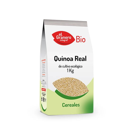 Quinoa Real Bio perfecta para hacer deliciosas recetas.