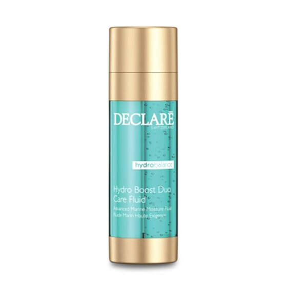 Hydro Boost Duo Care Fluid hidrata la piel con la máxima tolerancia.