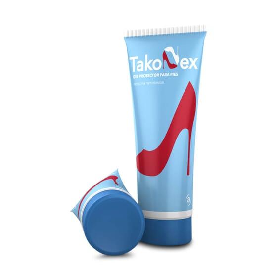 Takonex Gel Protecteur pour Pieds évite les frictions des chaussures.