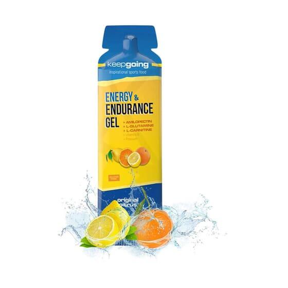 ¡Obtén energía instantánea con Gel Energy and Endurance!